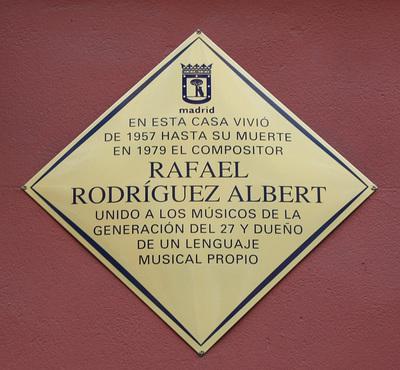 Rafael Rodríguez Albert