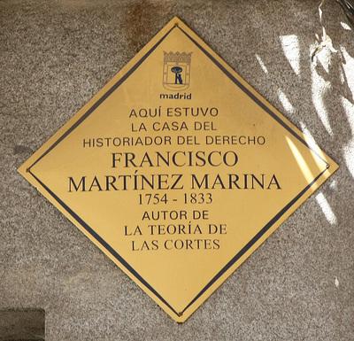 Francisco Martínez Marina