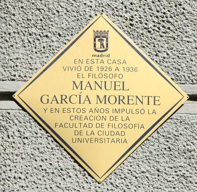 Manuel García Morente