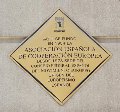 Asociación Española de Cooperación Europea