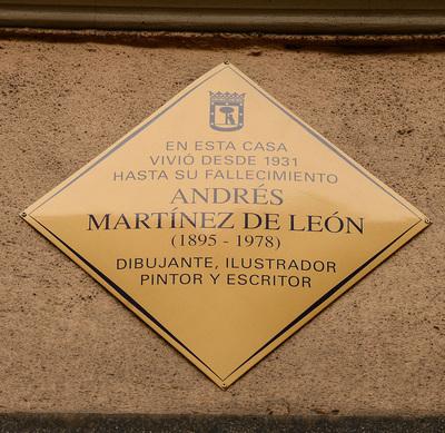Andrés Martínez de León