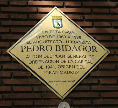 Pedro Bidagor
