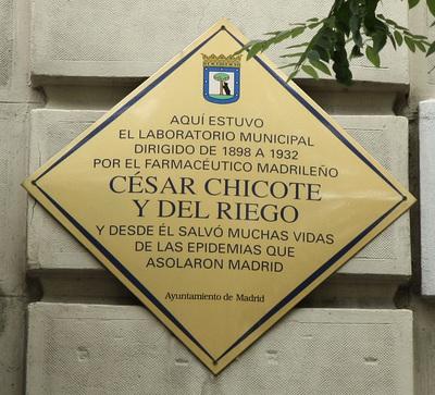 César Chicote y del Riego