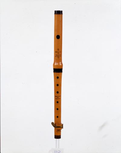 flauto traverso,piccolo in Sol
