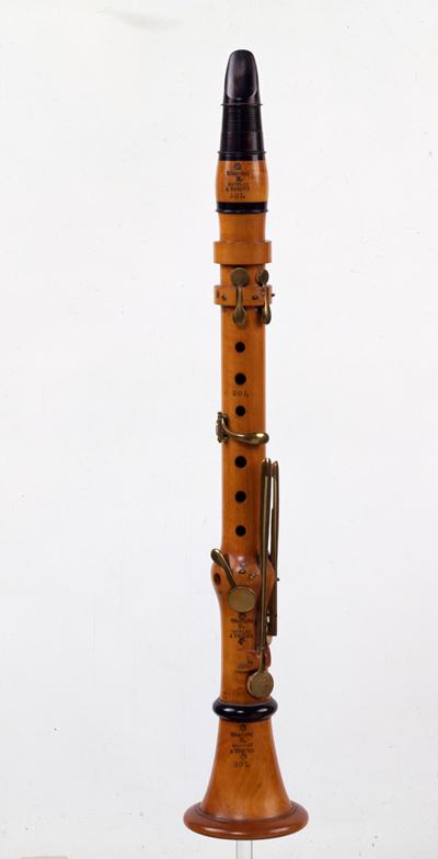 clarinetto,piccolo in Sol