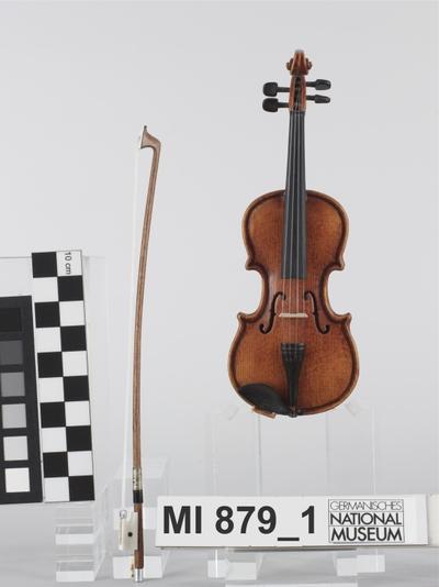 Miniatur-Violine