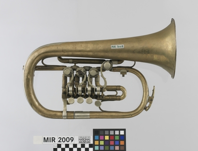 Flügelhorn in C