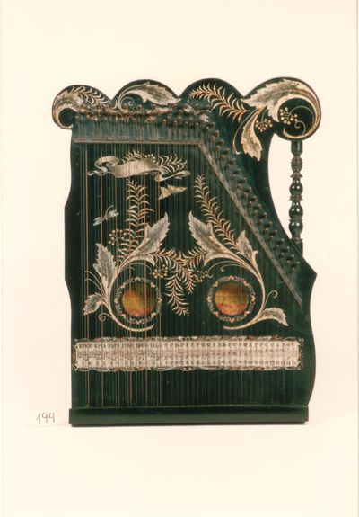 mandolin - harp