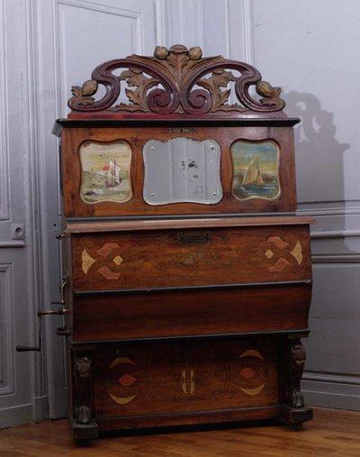 Piano mécanique harmoniphone
