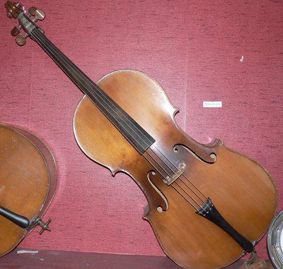 Demi violoncelle