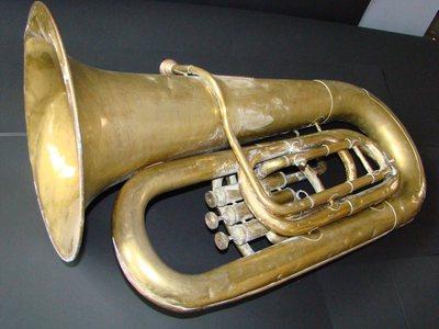 Tuba-Contrebasse
