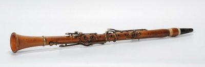 Clarinette à douze clés