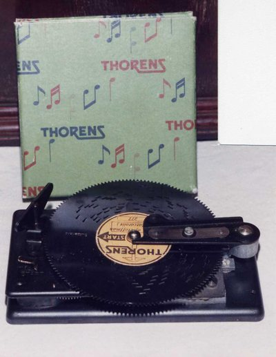 Mouvement Thorens