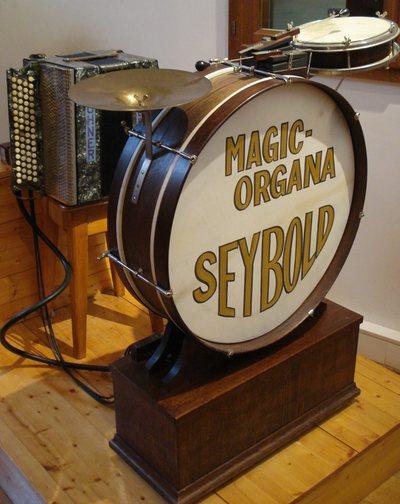 Magic Organa