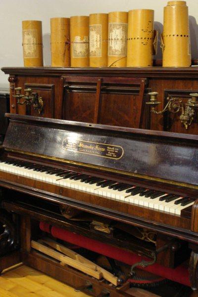 Piano Hupfeld Stransky