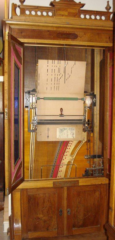 Piano melodico vertical Verdi