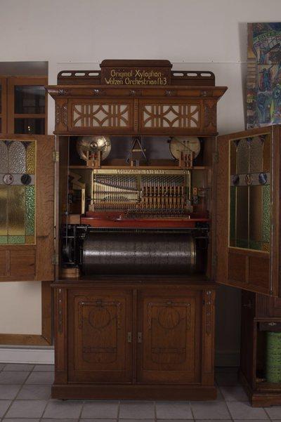 Piano mécanique Lochmann
