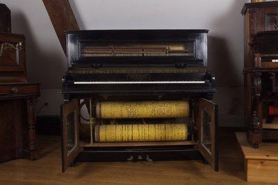 Piano mécanique Lacape-Claveau