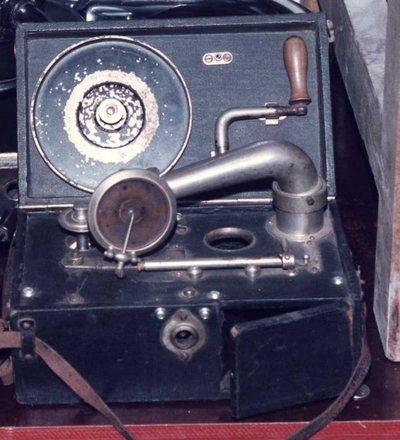 Gramophone portable