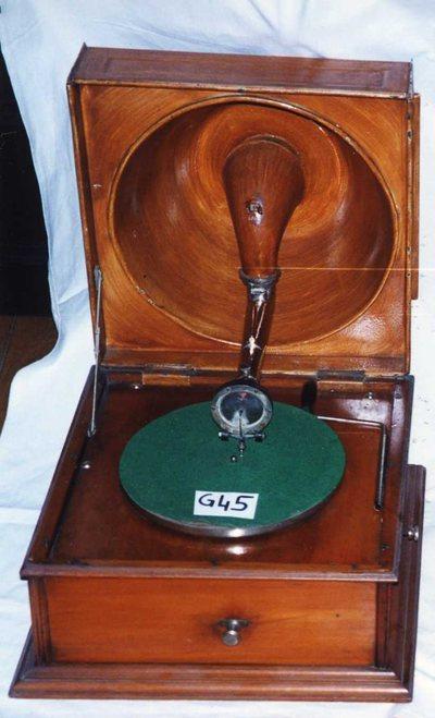 Phonographe Reflex