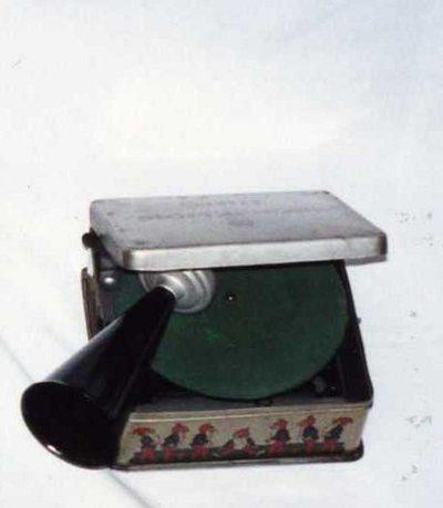 Phonographe jouet Pigmyphone