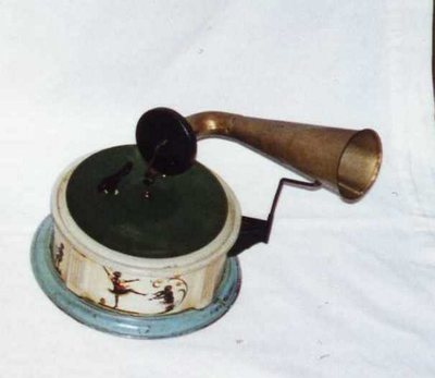 Phonographe jouet