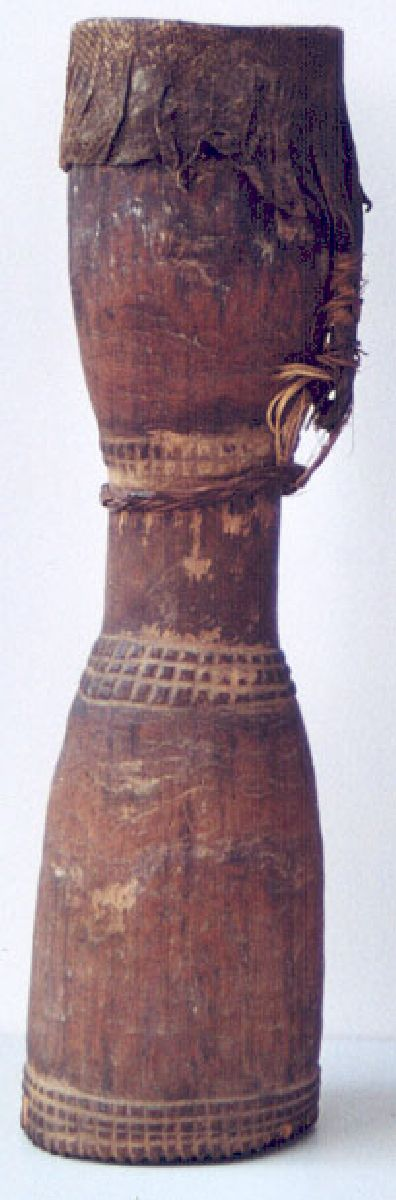 Tambour sablier