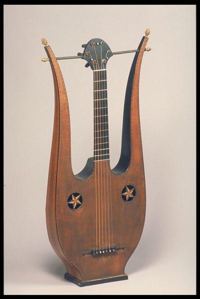 Lyre-guitare