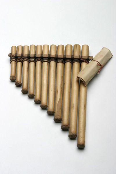 Flûte de pan Gaïta