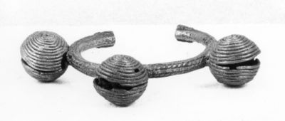 Grelots (bracelet à grelots pour enfant)