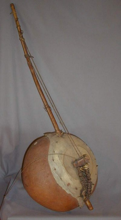 Harpe-luth