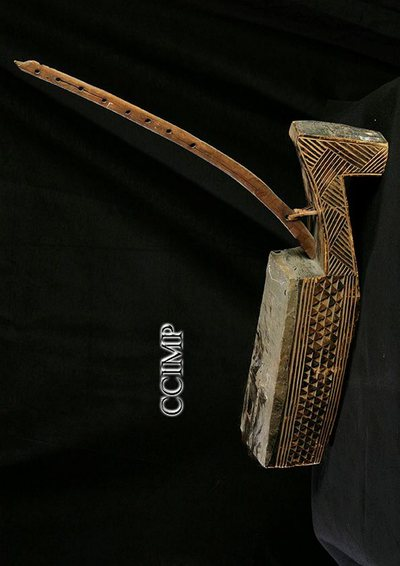 Harpe arquée Ombi