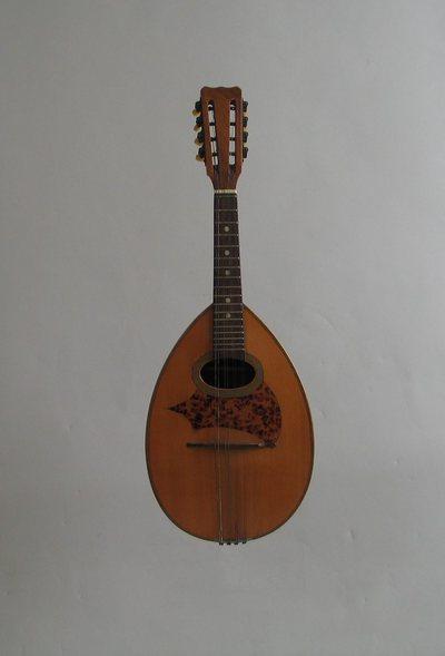 Mandoline à fond plat