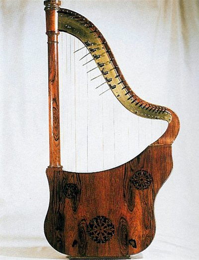 Harpe ditale
