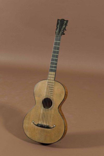 Guitare romantique