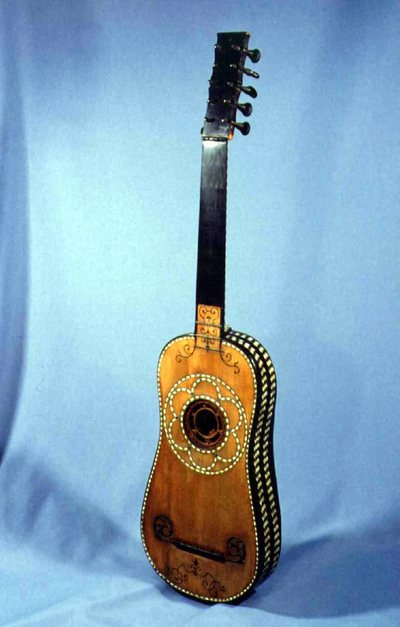 Guitare baroque