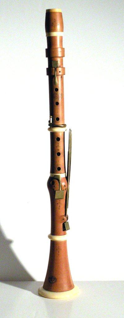 Clarinette en ut