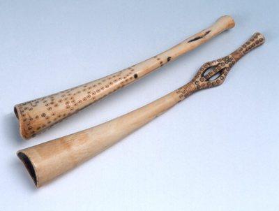 Flûte à embouchure terminale biseautée