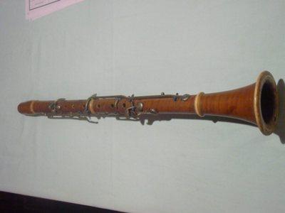 Clarinette en sib