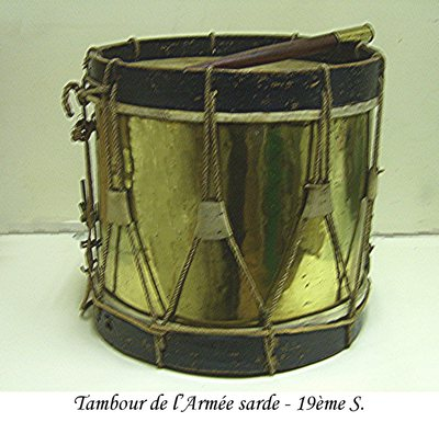 Tambour militaire