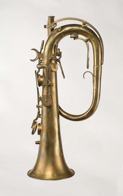 Bugle à clefs