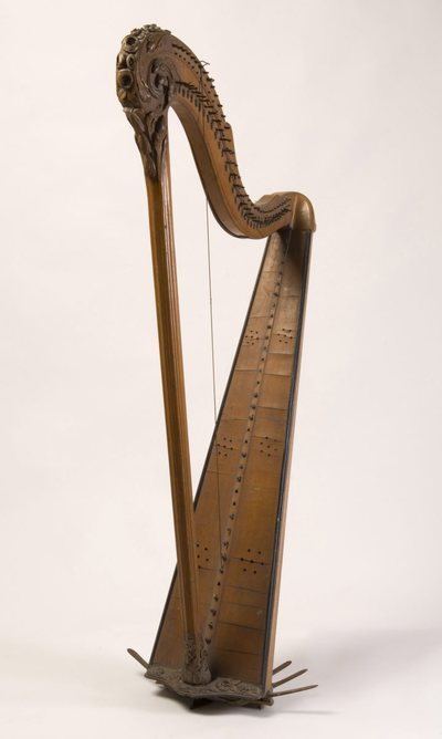 Harpe d'enfant