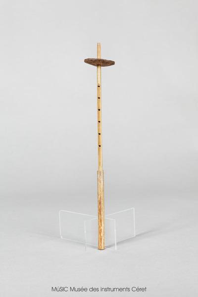 Sarune, clarinette idioglotte de l'ethnie Batak (groupe Simalungun)