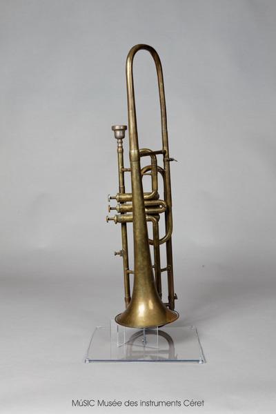 Trombone à pistons ténor