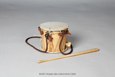 Tamborí de cobla, copie d'un tamborí ancien du Maresme