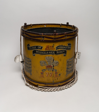 Military side drum