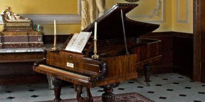 Chopin's English piano