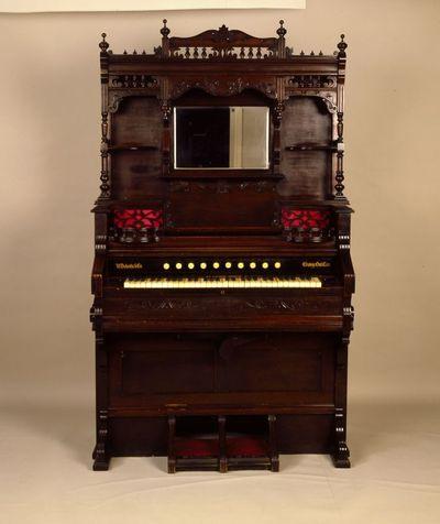 American organ