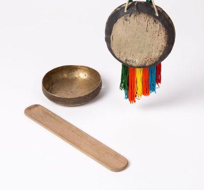 Gong beater