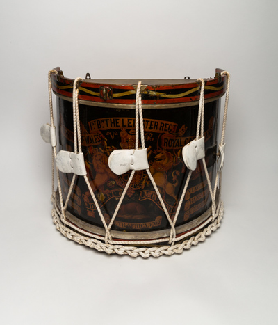 Military tenor drum (half)